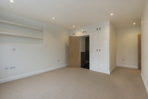 en suite duplex apartment design