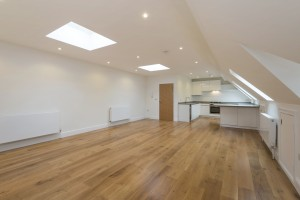main room duplex apartment design