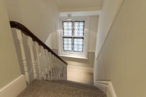 staircase duplex apartment design