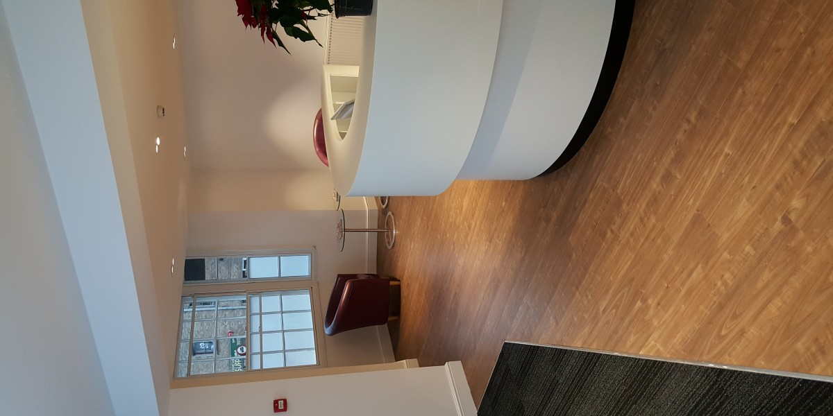 Reception at London Women's Clinic IVF Clinic Canterbury
