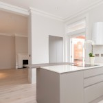 Kitchen, Goldhurst Terrace apartment refurbishment