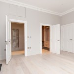 Doorways, Goldhurst Terrace apartment refurbishment