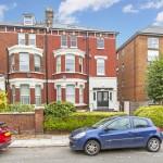 External Mowbray Road flat refurbishment