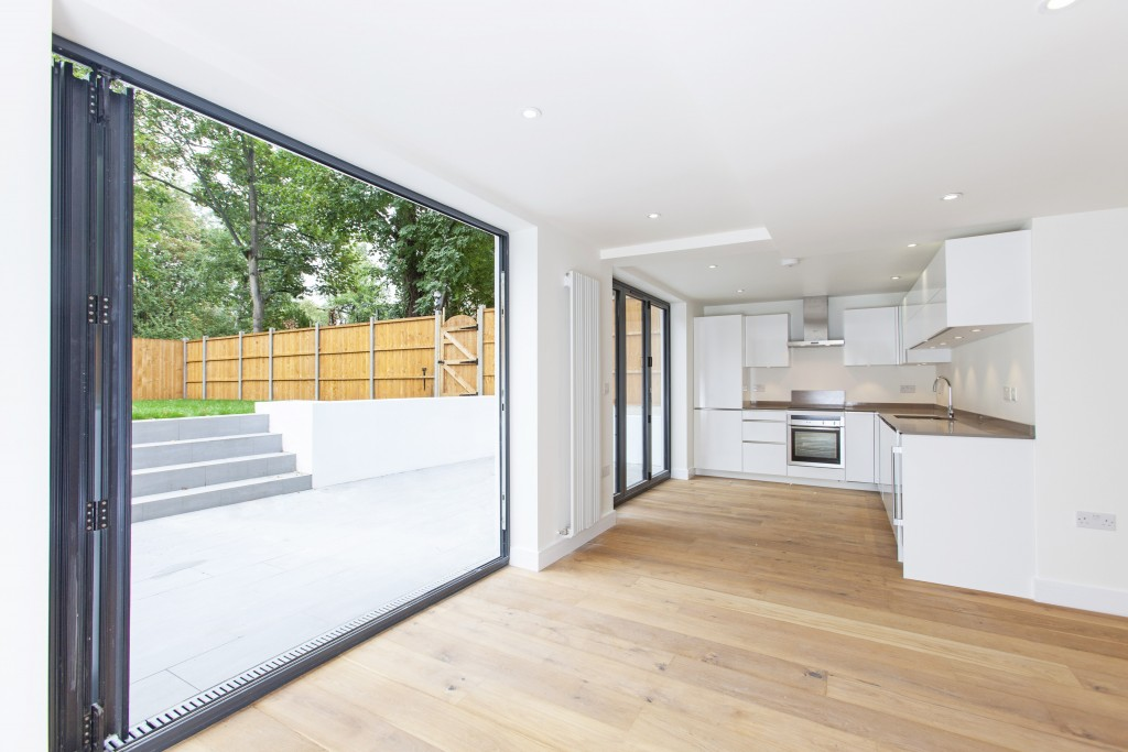 kitchen refurbishment design and build company