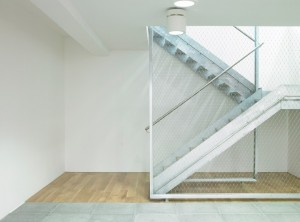 Stairwell, Great Eastern Street Hotel Refurbishment