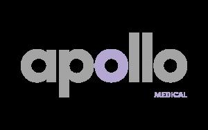 Apollo logo medical building contractors