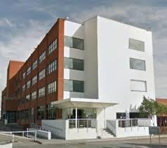 Front elevation of Hemel office interior design