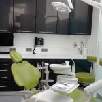 Modern dental surgery interior