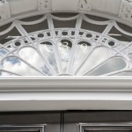 Front window, Harley street listed building refurbishment
