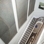 Staircase, Harley street listed building refurbishment