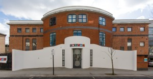 Museum of Brands London building entrance