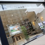 chelsea square fit out shop glass front