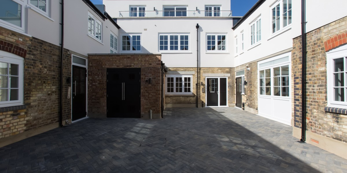 Cornwall works yard
