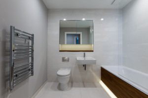 Cornwall Works modern bathroom