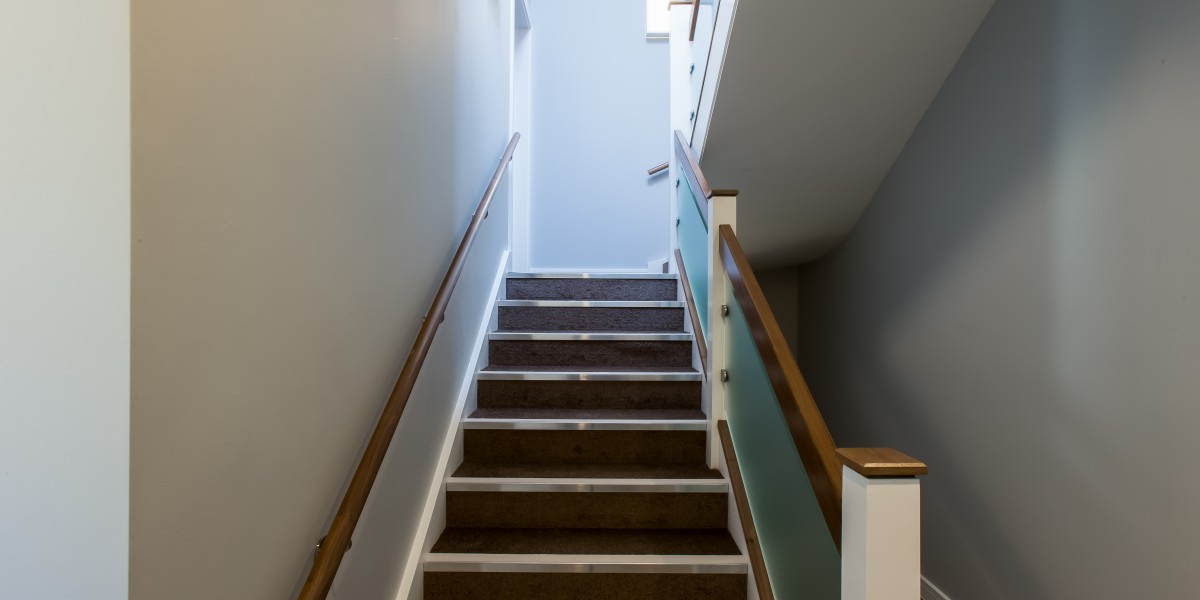 Cornwall Works interior staircase