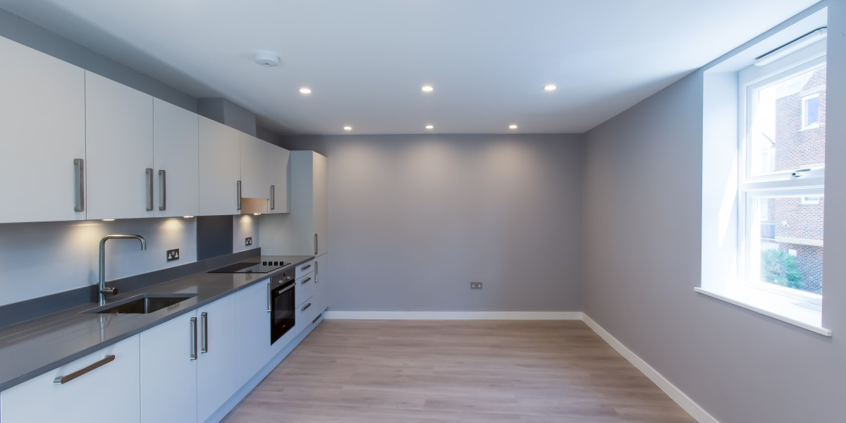 Cornwall Worlks modern kitchen