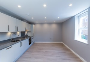 Cornwall Worlks modern kitchen