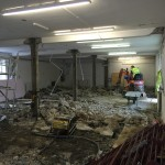 Building Site at Cornwall Works