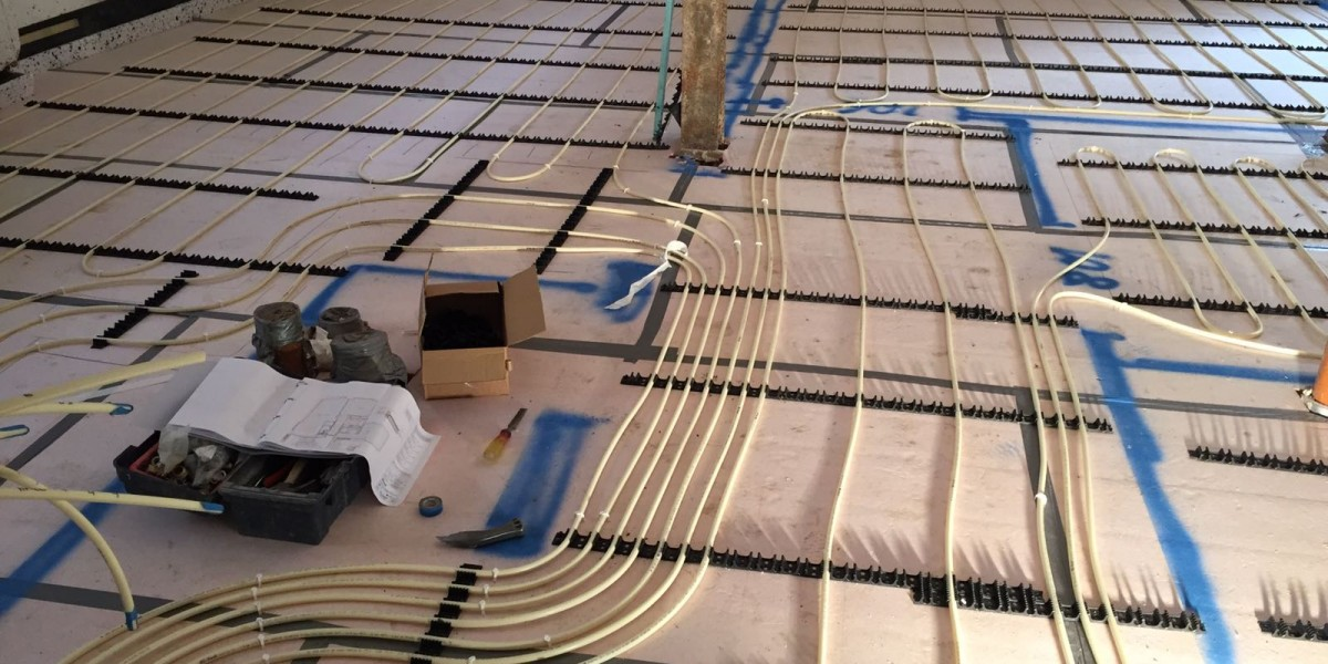 Building work at Cornwall Works