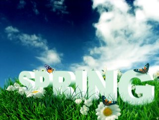 Putting the spring back into your home