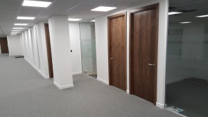 Finished buiding project at Finchley Road, London