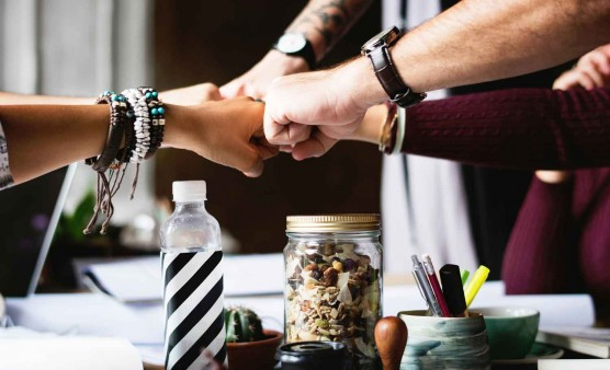 How design can help to create a positive work environment