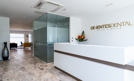 How to create a high impact reception for your clinic