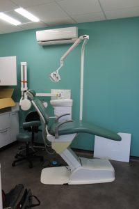 Green surgery at Chrisp Street Dental