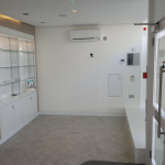 Glasshouse aesthetic clinic interior