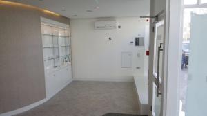 Glasshouse aesthetic clinic interior