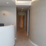 Corridor at The Glasshouse Facial and Laser Clinic
