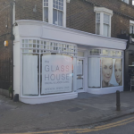 Glasshouse aesthetic clinic shop front