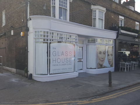 The Glasshouse, Facial and Laser Clinic
