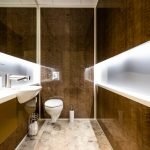 WC at Dentaltree dental practice, Finchley Road