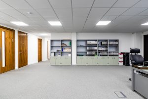 Storage solution at JBR Capital, Finchley Road, London