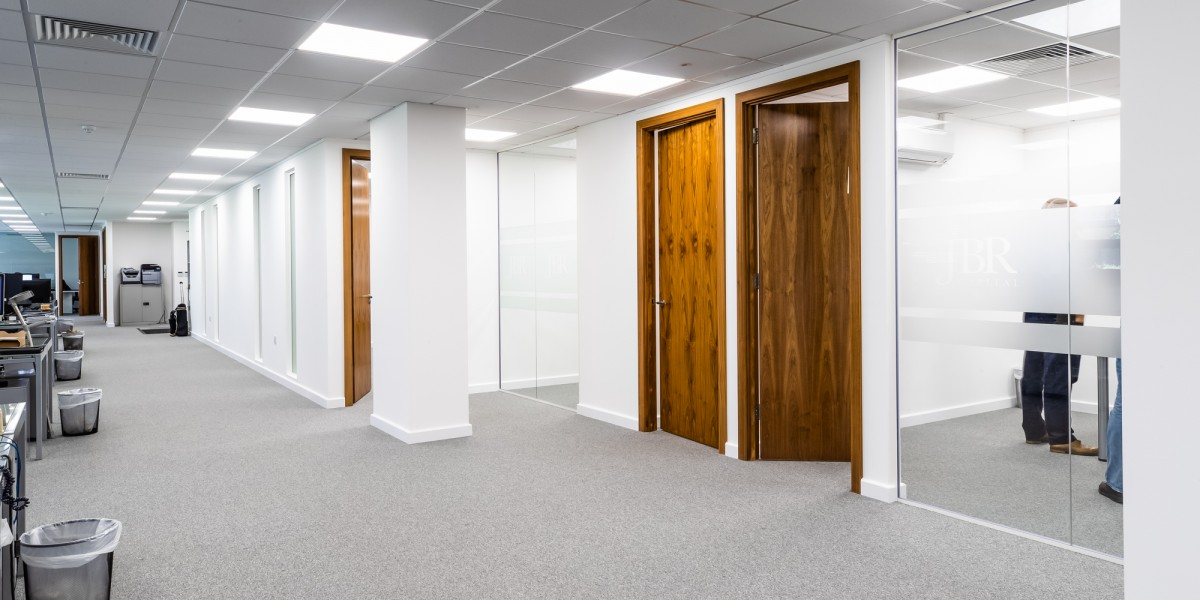 Office space at at JBR Capital, Finchley Road, London