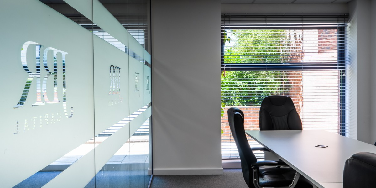 Office at JBR Capital, Finchley Road, London