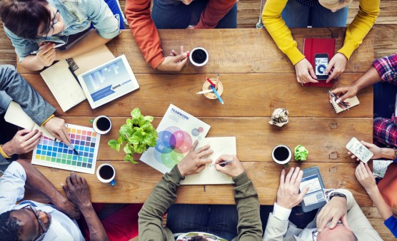 How to create an office environment that encourages creativity