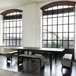 Crittal-style windows