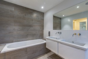 Bathroom in Harpenden kitchen extension