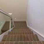 Staircase in Harpenden kitchen extension