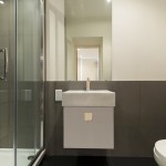 en suite basin duplex apartment