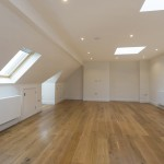 skylight duplex apartment design