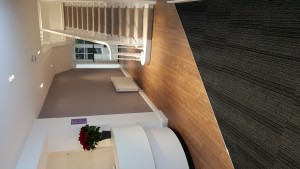 Hallway and stairs at London Women's Clinic IVF Clinic Canterbury