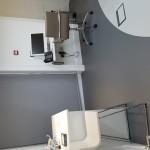 Treatment room at London Women's Clinic IVF Clinic Canterbury