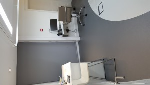 Treatment room at London Women's Clinic IVF Clinic Canterbury
