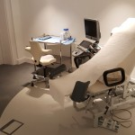 Treatment room, Canterbury medical clinic design
