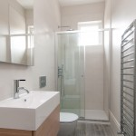 Shower, Goldhurst Terrace apartment refurbishment