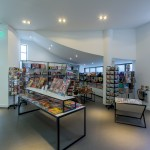 Museum of brands gift interior retail fit out