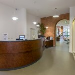 New reception museum of brands commercial fit out